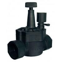"""Elettrovalvola irrigazione 1""""1/2 Rain RN 160 Plus 24Vac controllo flusso"""