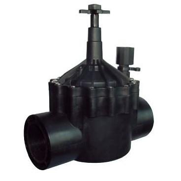 """Elettrovalvola irrigazione 3"""" femmina Rain RN 180 24Vac con controllo flusso"""